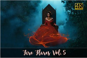 4K Fire Flares Vol. 5
