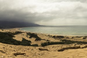 Punta Paloma panorama.