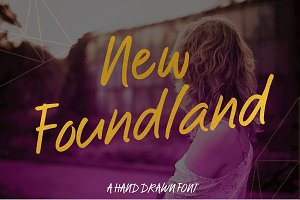 New Foundland Font