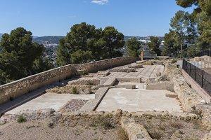 Ruins of Cerro de la Estrella