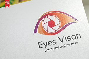 Eyes Vision - Logo Template