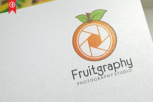 Photographer - Logo Template