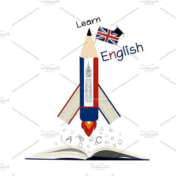 Learn English Education Design