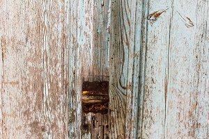 Vintage Paint Door