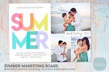 IH018 Summer Marketing Board