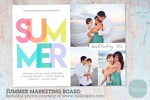 IH018 Summer Marketing Board