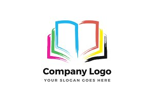 Color Book logo