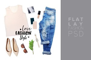 Fashion Set outfits (200)