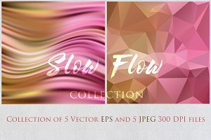 SLOW FLOW 1 collection set
