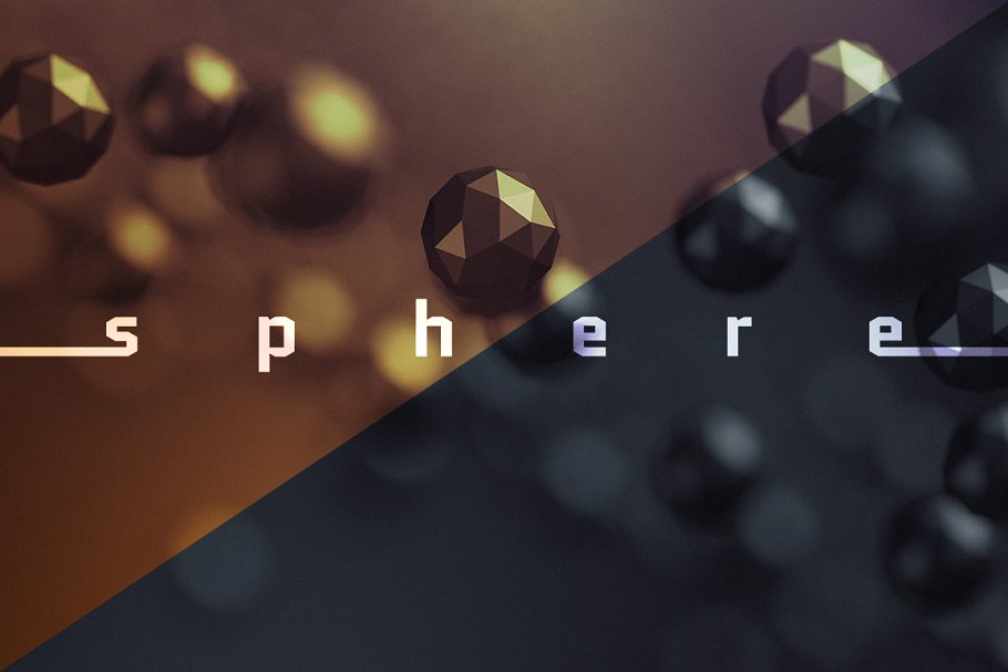 Abstract polygonal spheres
