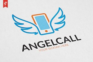 Angel Call Logo