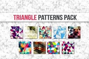 Vector Triangle Patterns