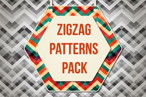 Vector ZigZag Patterns