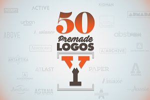 50 Letter 'Y' Logos Bundle