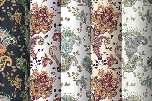 5 Vintage Patterns