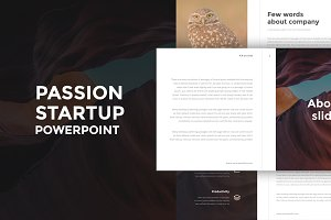 Passion PowerPoint Template