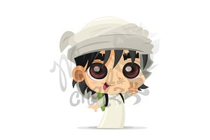 Emirati Khaleeji Boy