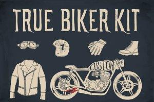 True Biker Kit