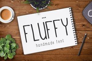 Fluffy Font