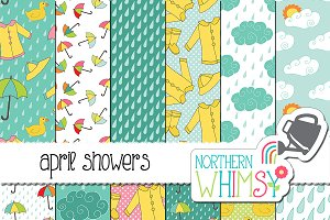 Spring Patterns - April Showers