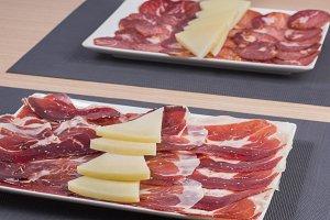 Iberian table.