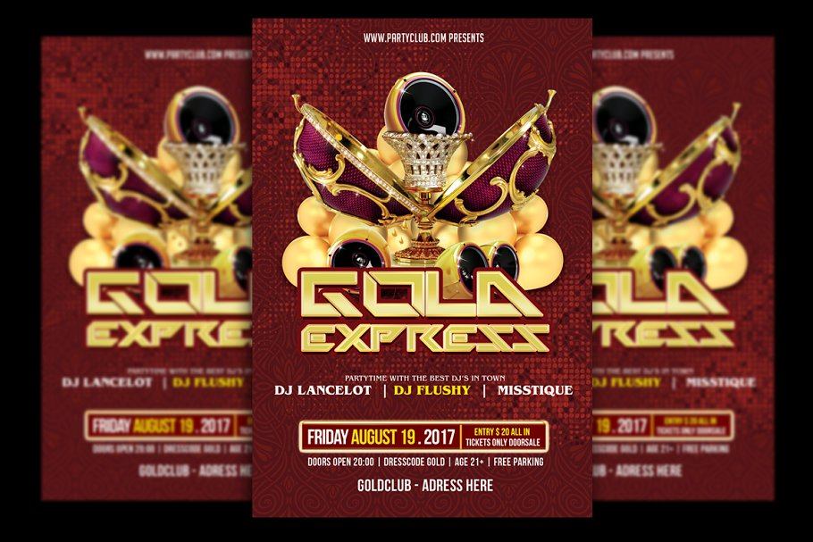 Gold Express