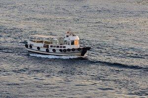 istanbul - Boat