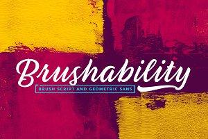 Brushability