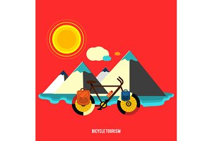 Bicycle tourism