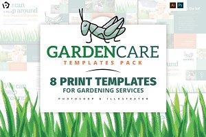 Garden Care Templates Pack