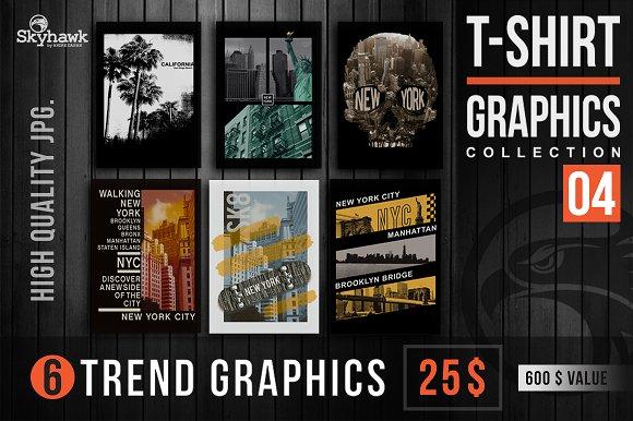 fashion tee shirt graphics