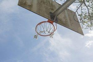 BasketballBasketEmpty
