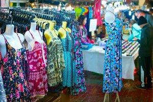 Chang Mai market, Thailand