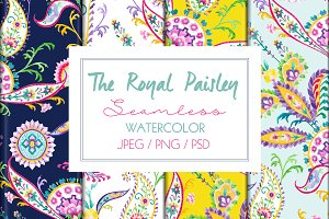 The Royal Paisley
