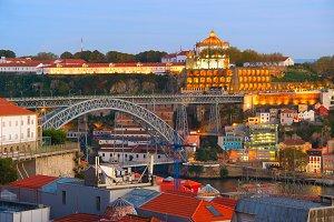 Vila Nova de Gaia. Porto, Portugal