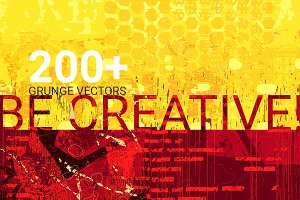 Creative vector elements collection