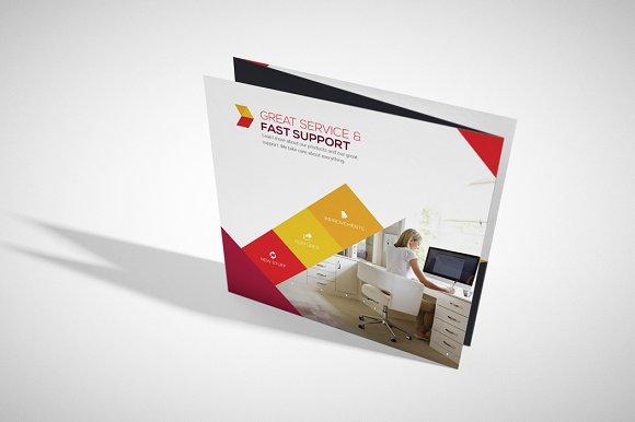 Square Corporate Brochure Vol.3