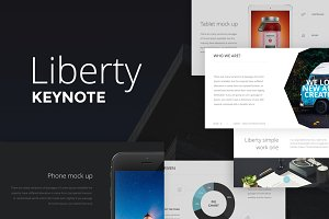 Liberty Keynote Presentation