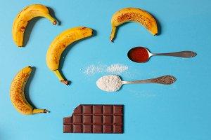 Bananas & Chocolate