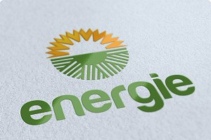 Clean Energy Logo Design