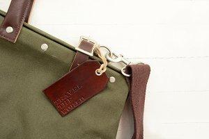 Travel The World Duffel Bag