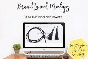 Brand Mockup Stock Photo Bundle