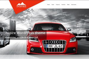 Inspire - WP Portfolio & Business