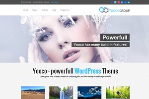 Yooco - Beautiful WordPress Theme