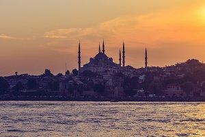 Istanbul - Eminonu sea
