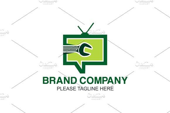 Service Television Logo