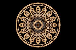 Morocco Floral Ornament