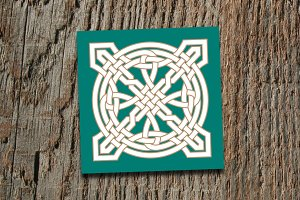 Celtic Interlaced Ornament