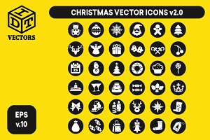 Christmas Vector (Icons)