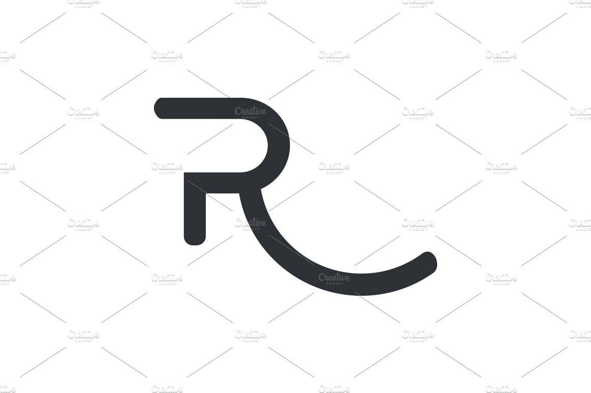 Letter R logo ~ Logo Templates ~ Creative Market